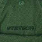 Bonnet Ocala Docker en Coton vert foncé