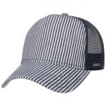 Campbell Hickory Mesh Cap blauw
