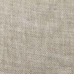 Woodfield Linen Flat Cap lichtbeige