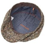 Hatteras Herringbone Cap beige