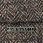 Hatteras Classic Wool Schirmmütze dunkelbraun
