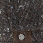Hatteras Flat Cap with Earflaps brown-mottled