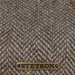 Texas Wool Herringbone Cap brown