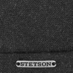 Brooklin Wool Cashmere Flatcap anthrazit