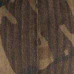 Chapka Waxed Cotton Camouflage camouflage