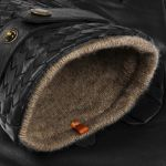 Sheep Nappa Leather Gloves black