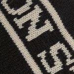 Hoback Pomponmuts zwart