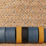 Benfield Fedora Strohhut natur-grau