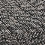 Woodfield Classic Cotton Flatcap beige-schwarz
