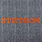 Cotton Pinstripe Riders Cap dunkelblau