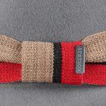 Boston Twotone Band Wool Hat grey