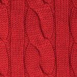 Lumberton Virgin Wool Schal rot