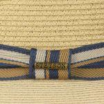 Chapeau en Paille Romaro Toyo beige
