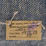 Hatteras Premium Leinen und Seide Cap blau-meliert