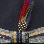 Westhope Trilby Wollhut dunkelblau