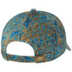 Baroque Velvet Cap turquoise