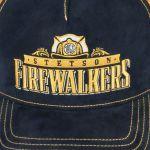 Firewalkers Trucker Cap blau-gelb