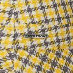 Bolcott Bucket Check Cloth Hat yellow