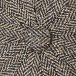 Hatteras Zijde Flat Cap beige