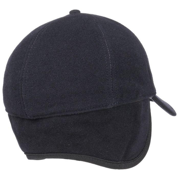 Vaby Earflap Cap navy