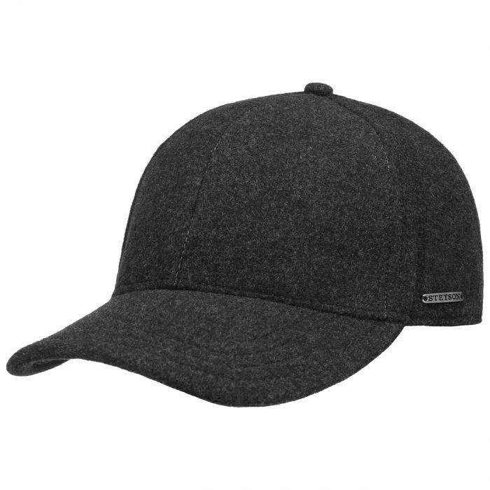 Vaby Earflap Cap anthracite
