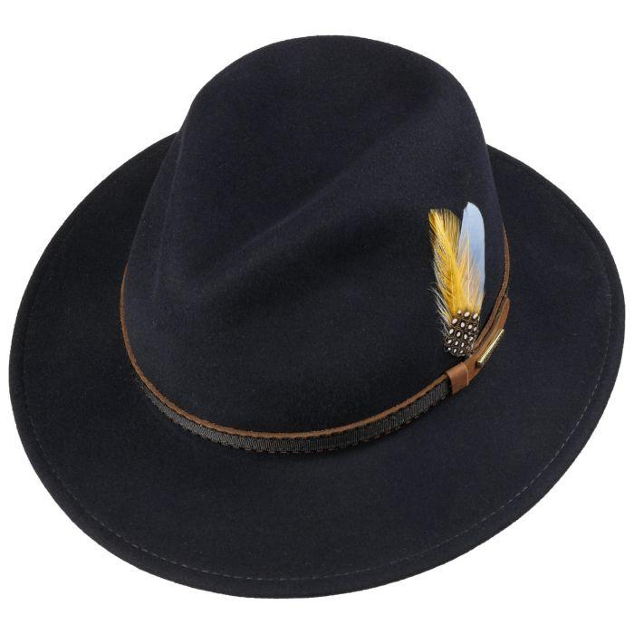 Valrico VitaFelt Traveller Hat blue