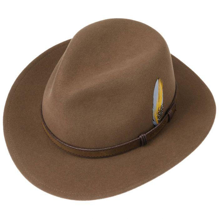 Rutherford VitaFelt Hat brown