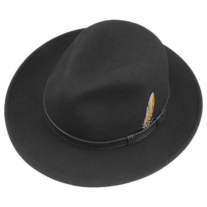 Rutherford VitaFelt Hat black