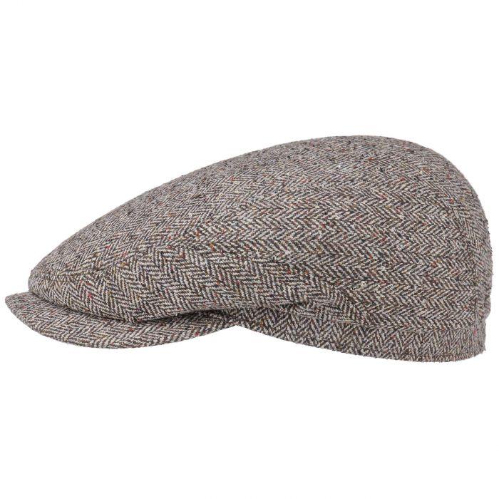 Stetson Milner Silk Flat Cap Men Caps flat hat ivy Summer silk cap