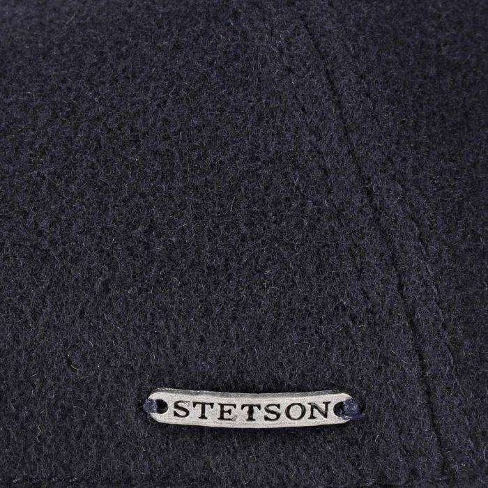 Texas Wool Gatsby Cap blue
