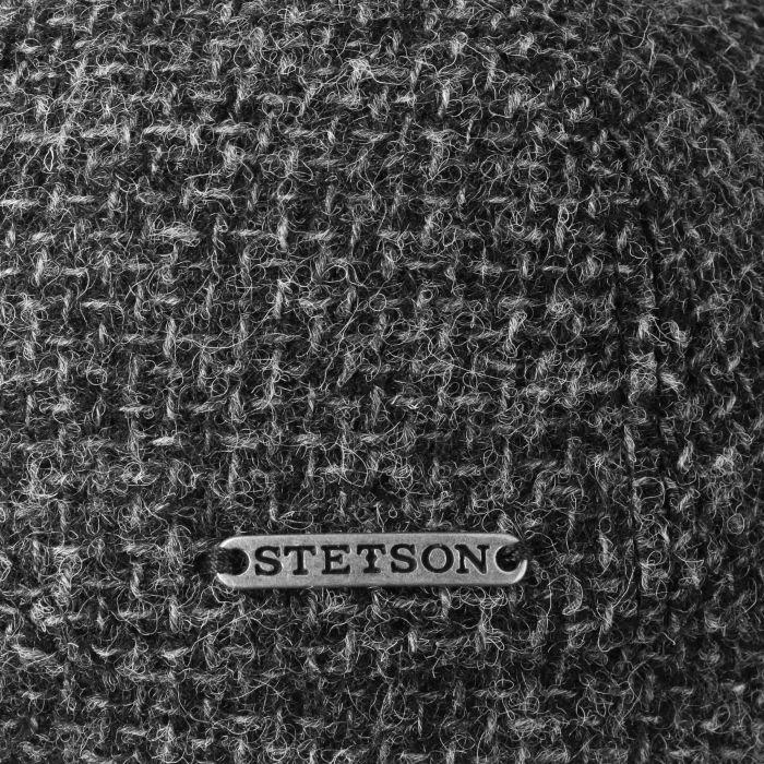 Belfast Tweed Flatcap anthrazit