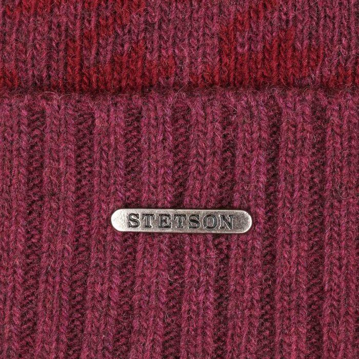 Percylane Wool Beanie bordeaux