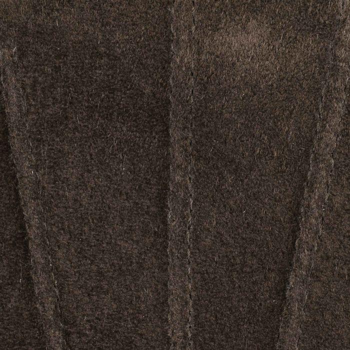 Basic Pigskin Leather Gloves dark brown