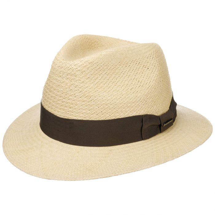 Grady Panama Traveller Strohhut natur