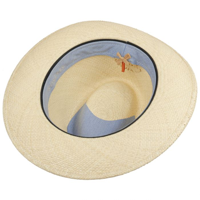Solano Fedora Panamahut natur