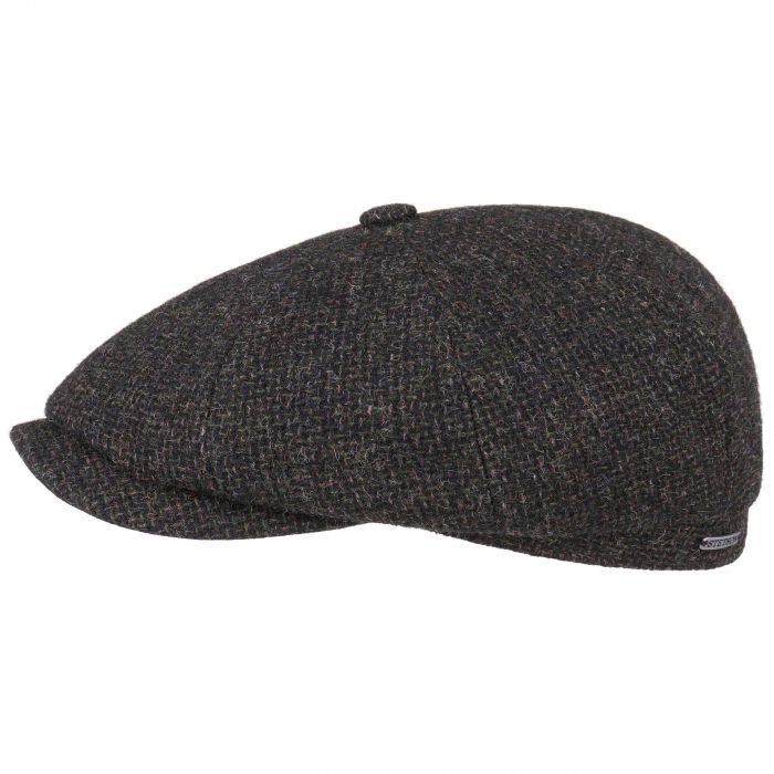 Hatteras Shetland Wool Pet zwart