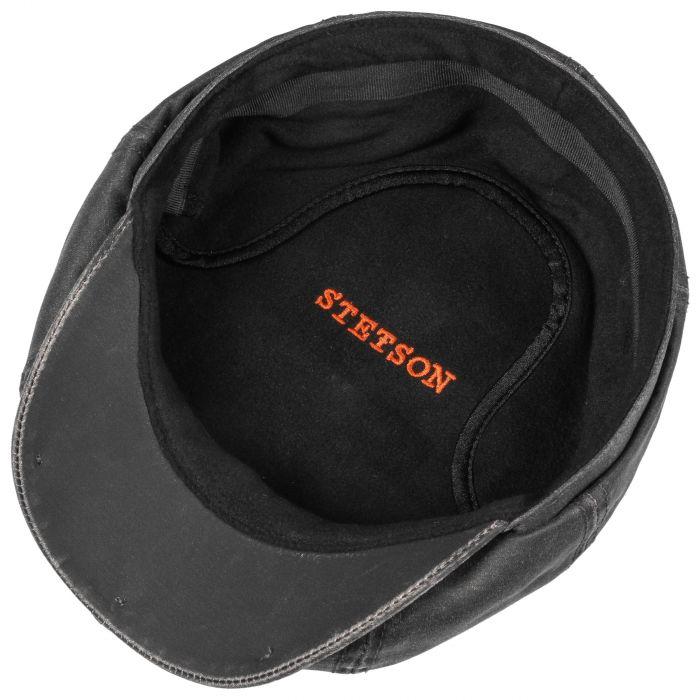 Hatteras Old Cotton Ear Flap Cap black