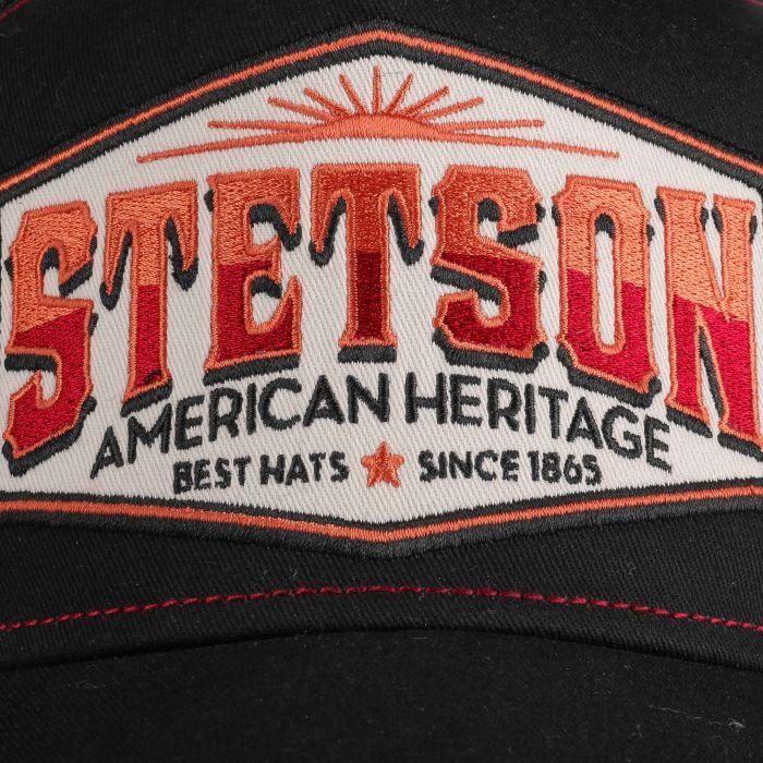 Heritage Trucker Cap black