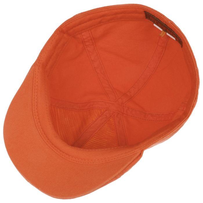 Texas Sun Protection Flat Cap orange