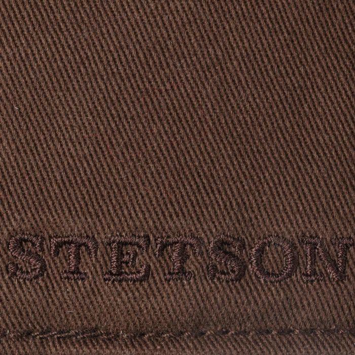 Texas Sun Protection Flat Cap brown