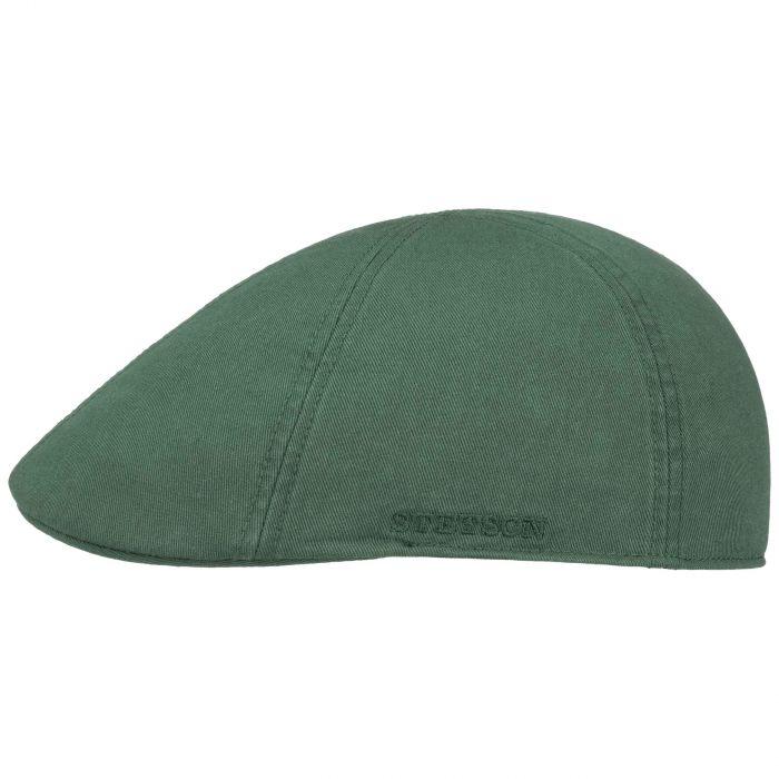 Texas Sun Protection Flat Cap green