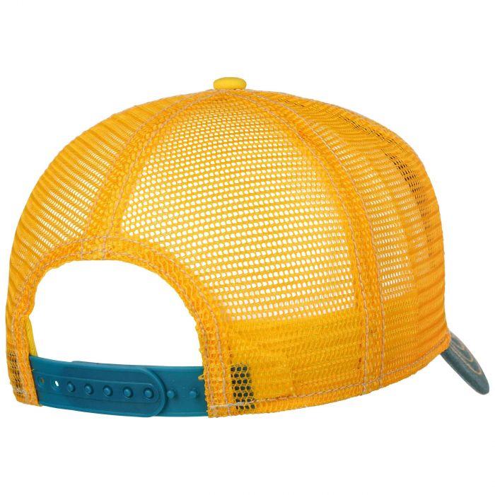 Sunset Trucker Cap yellow