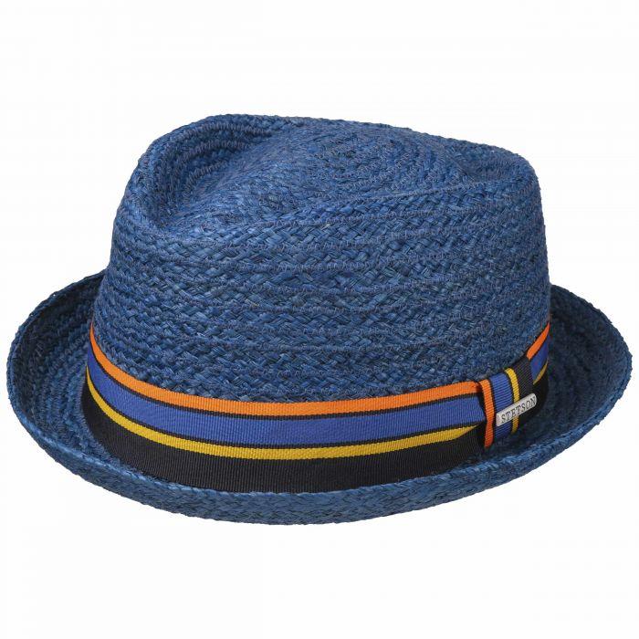 Stetson Mens Medfield Seagrass Fedora Hat