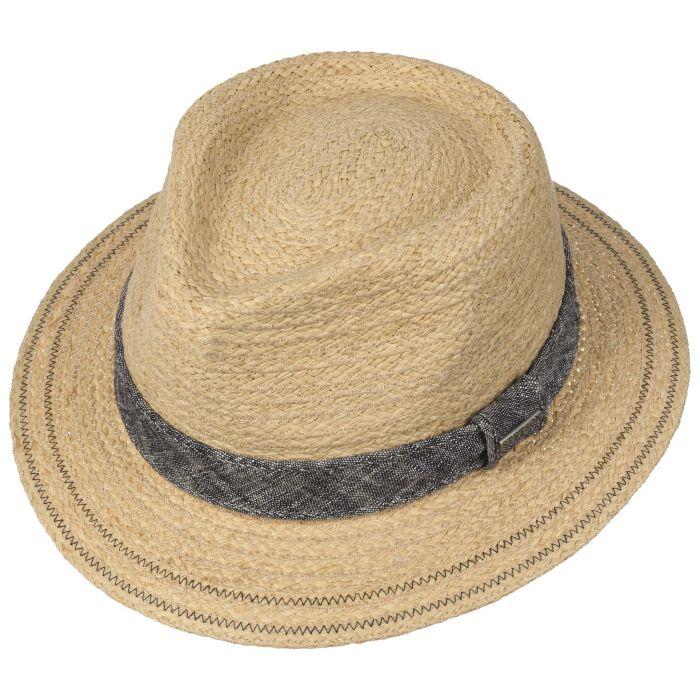 Airmont Traveller Raffia Hat beige