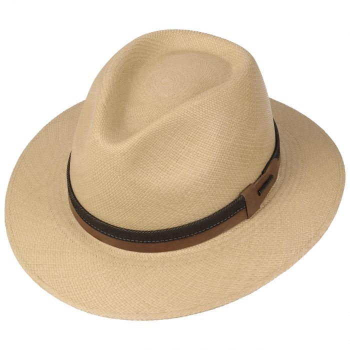 Vermaron Traveller Panama Hat nature