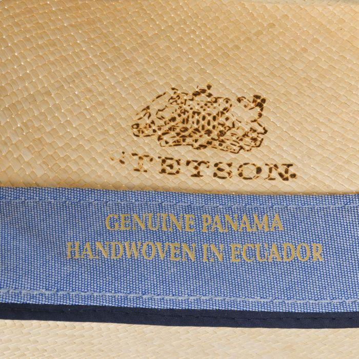 Licosa Gambler Panamahut natur