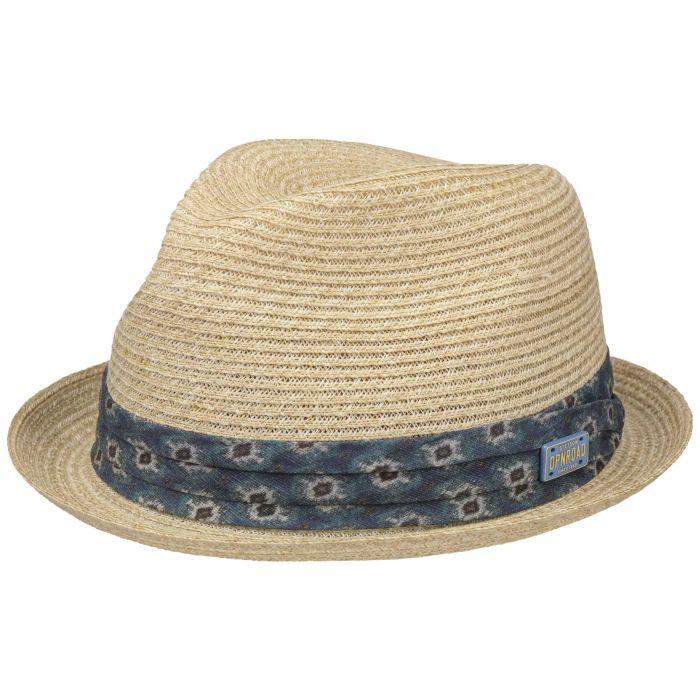 Abaca Player Straw Hat beige