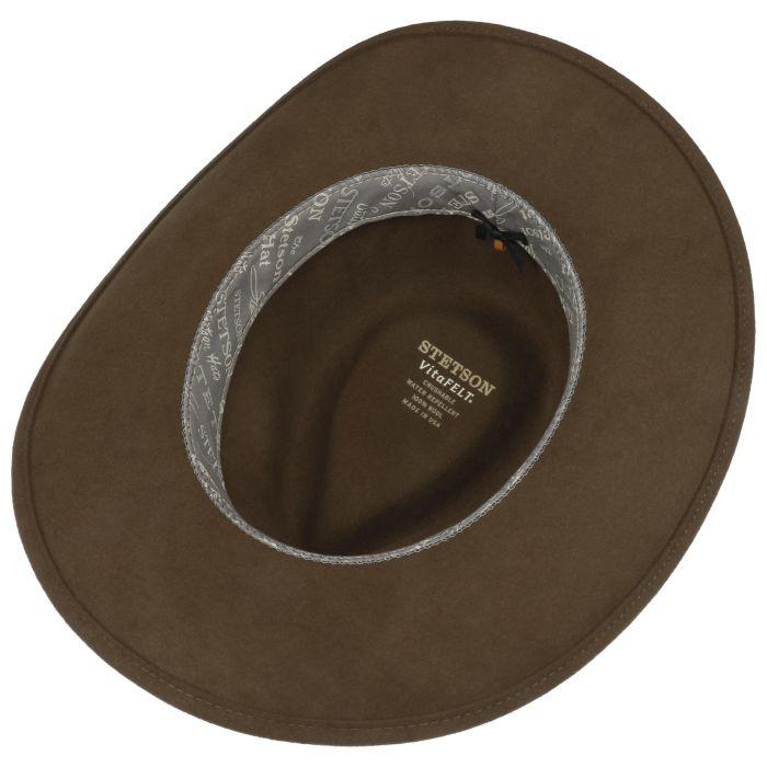 Takamo Traveller VitaFelt Hat brown