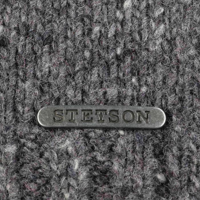 Écharpe en Tricot Hagen gris