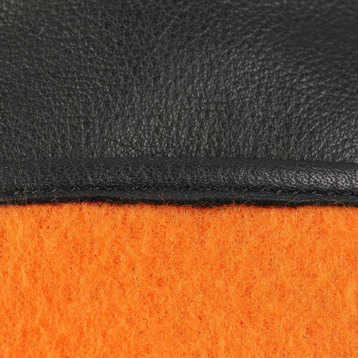 Palesto Leather Gloves black